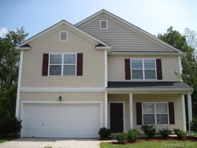 Charlotte Single Family Home For Sale: 15435 Chowning Tavern Lane