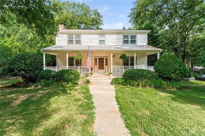 Single Family Home For Sale: 6600 Ironkettle Road