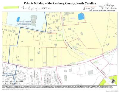 Huntersville Commercial For Sale: 9007 Beatties Ford Road