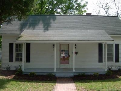 Mooresville Single Family Home For Sale: 313 E Lowrance Avenue