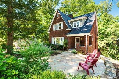 Asheville NC Single Family Home For Sale: $649,900