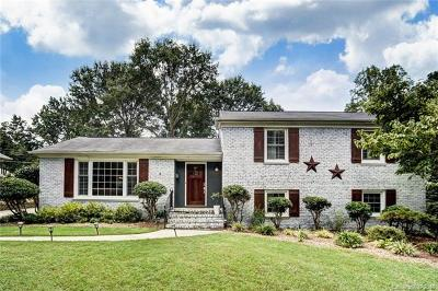 Charlotte Single Family Home For Sale: 3316 Eastburn Road