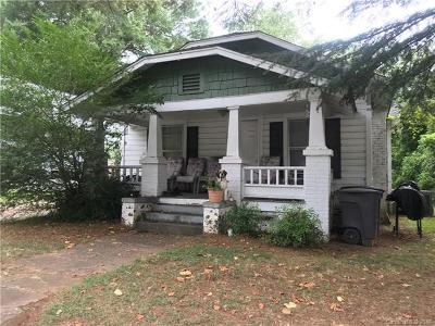 Iredell County Single Family Home For Sale: 249 Patterson Street