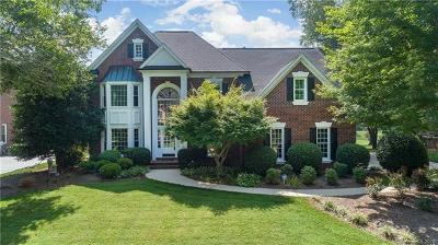 Davidson Single Family Home For Sale: 18830 Riverwind Lane