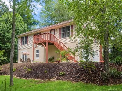Asheville NC Single Family Home For Sale: $275,000