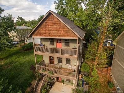 Asheville Single Family Home For Sale: 11 Madison Street