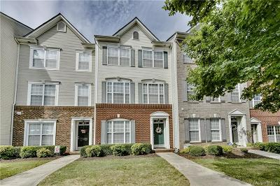 Mint Hill Condo/Townhouse Under Contract-Show: 7031 Brighton Park Drive