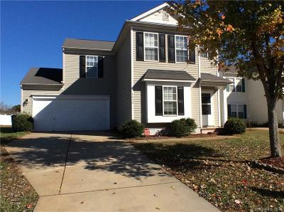 Charlotte Rental For Rent: 1530 Hollow Maple Drive