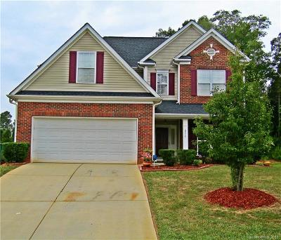 Charlotte Single Family Home For Sale: 8515 Four Sisters Lane #360