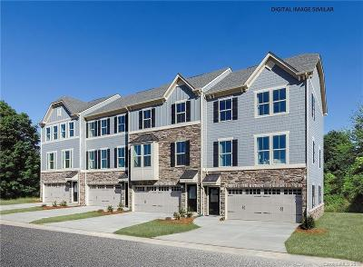 Charlotte NC Condo/Townhouse For Sale: $322,990