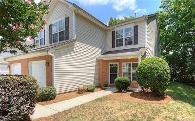 Charlotte Condo/Townhouse For Sale: 8477 Carolina Lily Lane