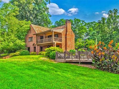 Buncombe County, Haywood County, Henderson County, Madison County Single Family Home For Sale: 57 Lake Drive