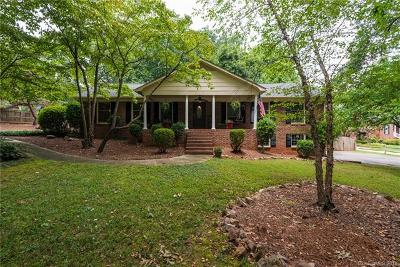 Single Family Home For Sale: 5225 Rocky River Road