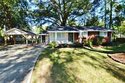 Single Family Home For Sale: 4869 Oglethorpe Place