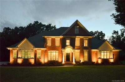 Marvin Single Family Home Under Contract-Show: 1708 Hickory Ridge Drive