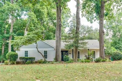 Charlotte Single Family Home For Sale: 407 Silversmith Lane