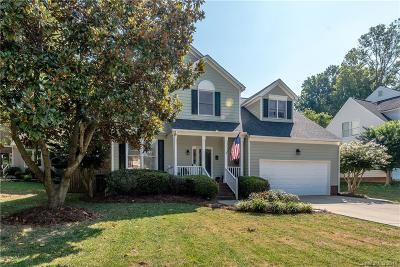 Cornelius Single Family Home Under Contract-Show: 8815 Forest Shadow Circle