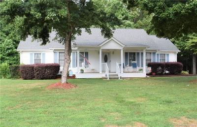 Gaston County Single Family Home For Sale: 1525 Pine Creek Road