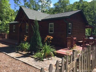 Single Family Home For Sale: 7824 Brown Mountain Beach Road