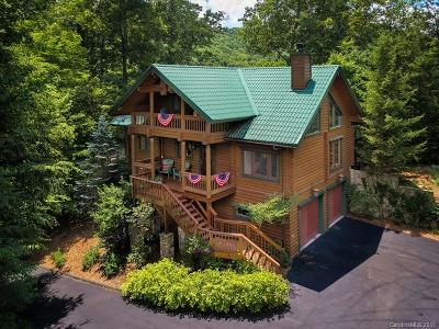 Waynesville Single Family Home For Sale: 918 Countryside Drive