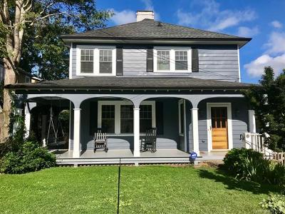Asheville NC Single Family Home For Sale: $655,000