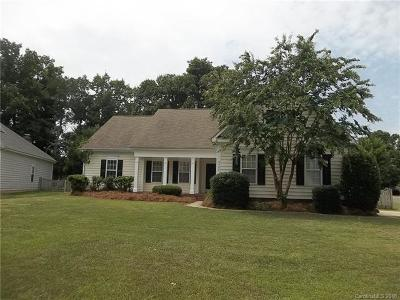 Charlotte Single Family Home For Sale: 6302 Gold Dust Court