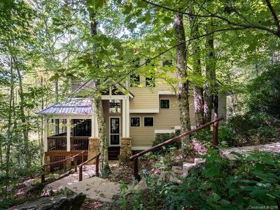 Jackson County Single Family Home For Sale: 23 & 61 Dancing Bear Trail