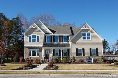 Waxhaw Single Family Home For Sale: 900 Brookmeade Drive #59