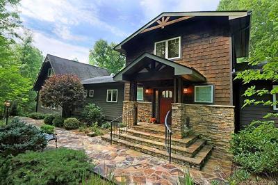 Brevard Single Family Home For Sale: 85 Still Woods Lane