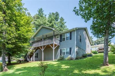 Weaverville Single Family Home For Sale: 213 Old Mars Hill Highway
