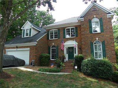 Charlotte NC Single Family Home For Sale: $345,000