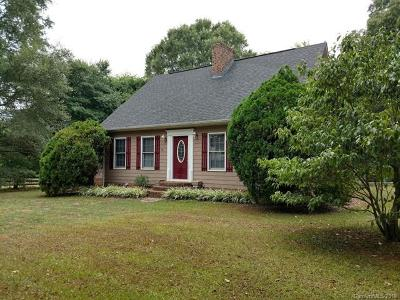 Charlotte Single Family Home For Sale: 9617 Arlington Church Road