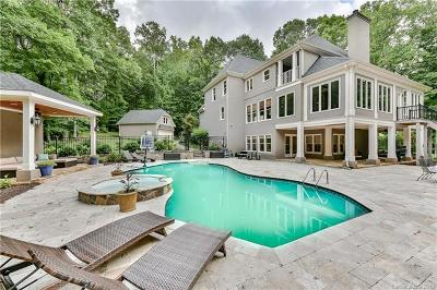 Weddington Single Family Home For Sale: 7306 Cobblecreek Drive
