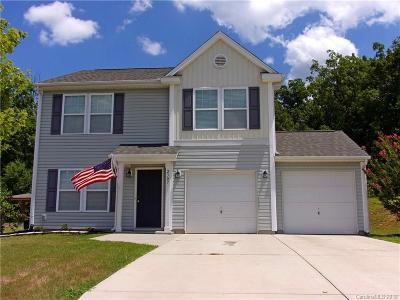 Stanly County Single Family Home For Sale: 2307 Stonehaven Drive