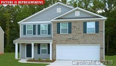 Charlotte Single Family Home For Sale: 3516 Ribbonwalk Trail #LOT 3
