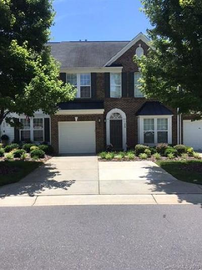 Fort Mill Condo/Townhouse For Sale: 224 Sigel Drive