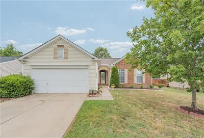 Indian Trail Single Family Home Under Contract-Show: 3802 Nuthatch Drive