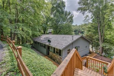 Lake Lure, Mill Spring Single Family Home For Sale: 105 Bald Mountain Lane