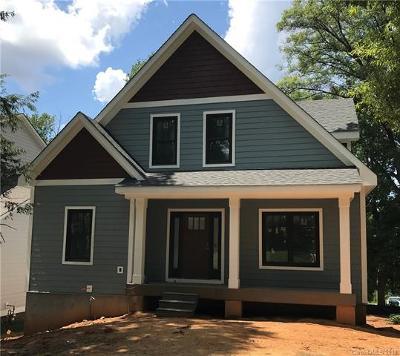 Single Family Home For Sale: 1321 N McDowell Street #1&2