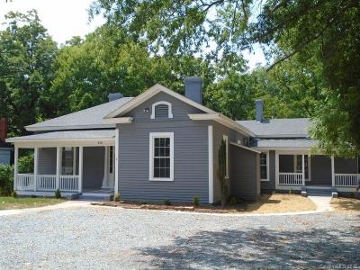 Anson County Single Family Home For Sale: 410 Camden Road