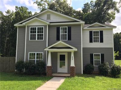 Charlotte NC Single Family Home For Sale: $189,900