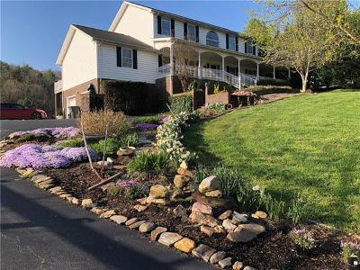 Lenoir Single Family Home For Sale: 1474 Taylorsville Road SE