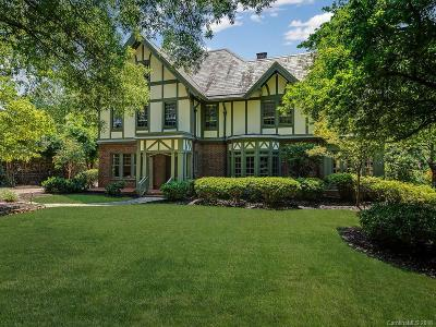 Southpark, Myers Park Single Family Home Under Contract-Show: 2033 Roswell Avenue