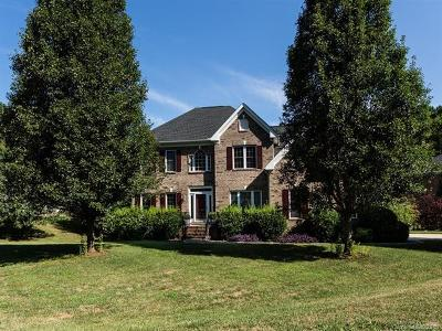 Charlotte Single Family Home For Sale: 11505 Shimmering Lake Drive