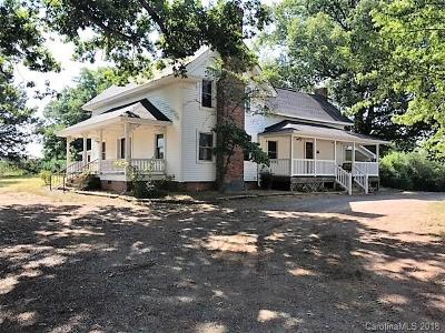 Single Family Home For Sale: 8502 Olive Branch Road