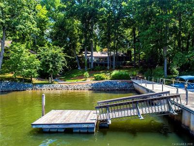 Lake Wylie Single Family Home For Sale: 5 Commodore Point Road