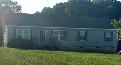 Stanly County Single Family Home For Sale: 31227 Coley Farm Road