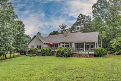 Single Family Home For Sale: 2470 Landrum Mill Road