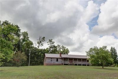 Marshville Single Family Home For Sale: 6514 Shelf Road