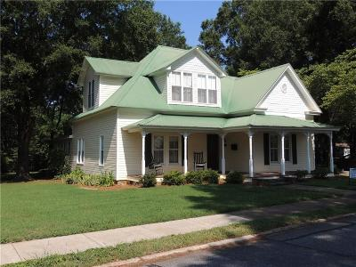 Catawba County Single Family Home For Sale: 514 N 1st Avenue
